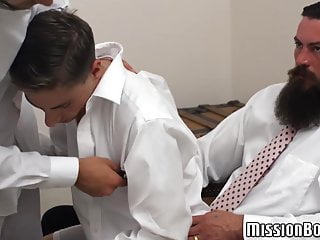 These two Mormons just love banging raw and natural