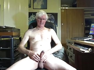 Live wank with chat and anal