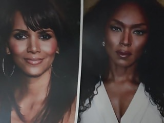 Cum Tribute: Maria Halle Berry & Angela Evelyn Bassett