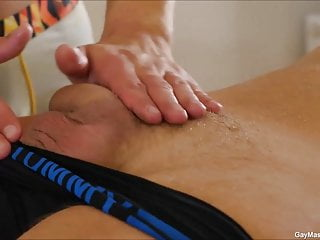 Sexy Gay Stud Sweet Sensual Massage