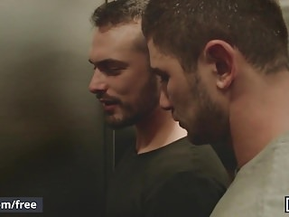 Men.com - Dato Foland and Jean Favre - Made You Look Part 3