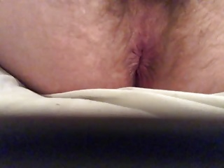 POV Anal Toy Play