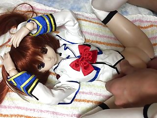 Onahole doll sex