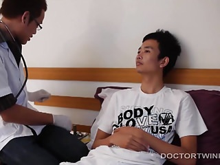 Kinky Medical Fetish Asians Albert and Kevin