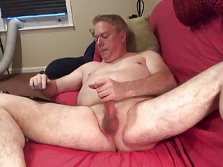 Jerk off session