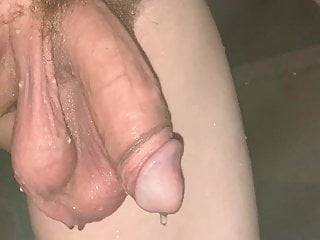 Huge Cum filled Balls contracting and squirting