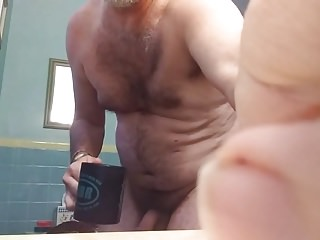 11 21 17 Danruns good morning cum in your face pure naked